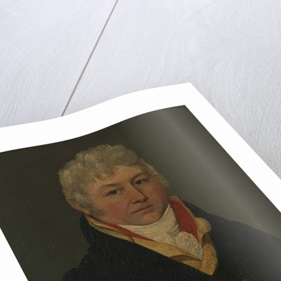 Commander John Parson (1770-1841) of the East India Company by British School