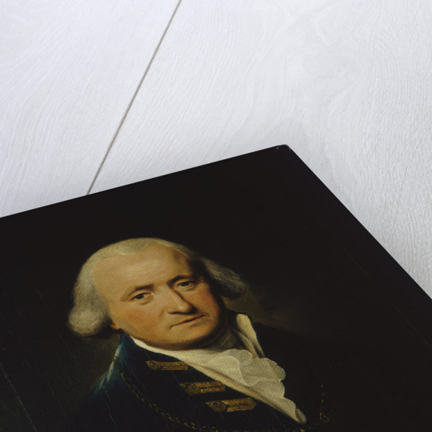 Rear-Admiral Sir Thomas Pasley (1734-1808) by Lemuel Francis Abbott