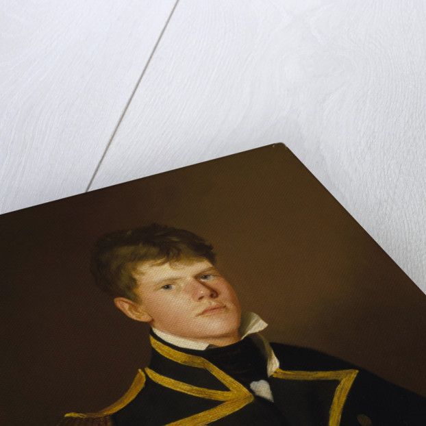 Captain Peter Rainier (1784-1836) by Thomas Hickey