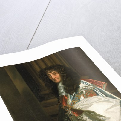 Prince Rupert, 1st Duke of Cumberland and Count Palatine of the Rhine (1619-1682) by Peter Lely