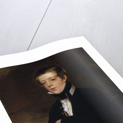 Midshipman John Russell (1811-1843) by John Gordon