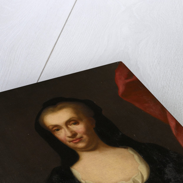 Anne Suckling, grandmother of Lord Nelson by British School