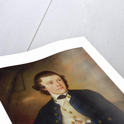 Midshipman James Ward (circa 1759-1806) by John Webber