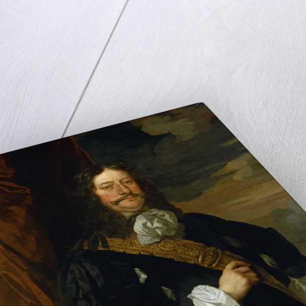 Flagmen of Lowestoft: Vice-Admiral Sir Thomas Teddeman (1620-1668) by Peter Lely