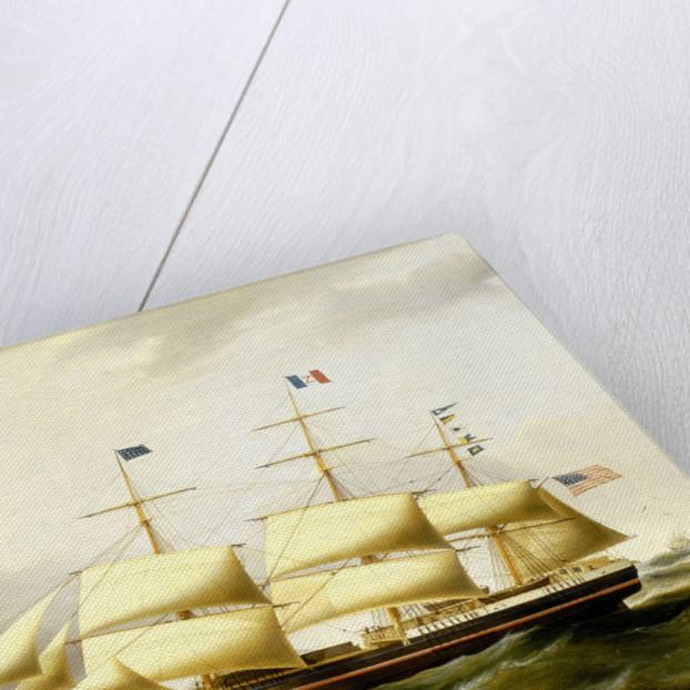 The packet 'Antarctic' by D. MacFarlane