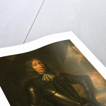 Baron Willem Joseph van Ghent (1626-1672) by Jan de Baen