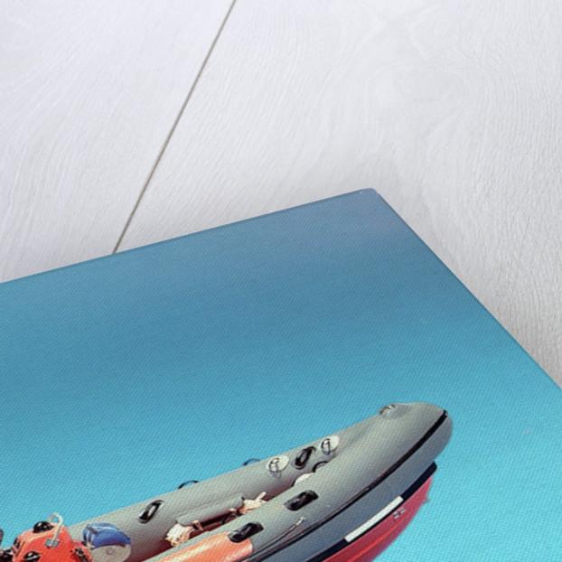 'British Diver', starboard broadside by Kelvin Thatcher