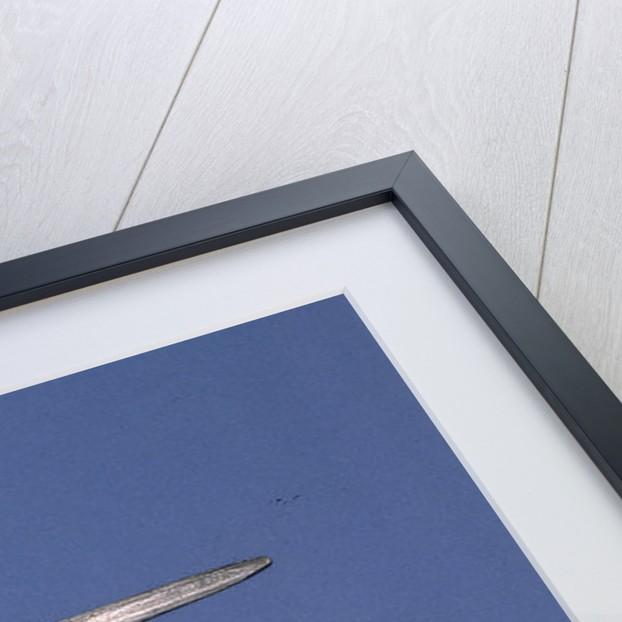 Straight-bladed dirk by Knubley