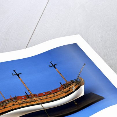 'Firebrand', starboard broadside by unknown