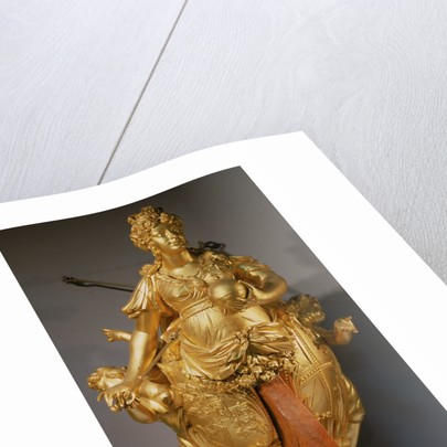 Figurehead of 'Royal Charlotte' (1824) [Queen Charlotte] by unknown