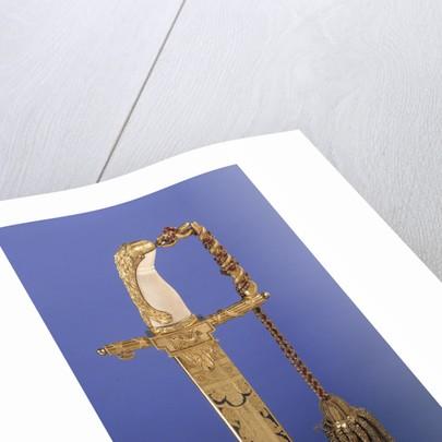 Lloyds Patriotic Fund £50 presentation sword by R. Teed