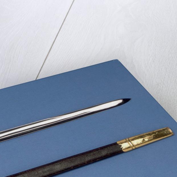 Presentation Sword by S. Brunn