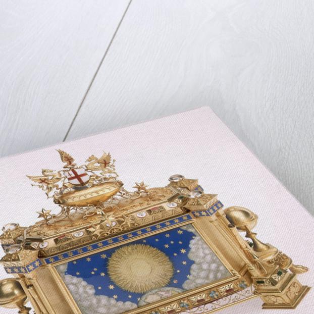 Freedom casket by Ernesto Rinzi