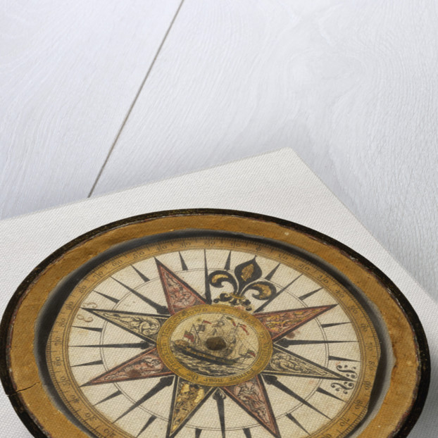 Mariner's compass by William Farmer