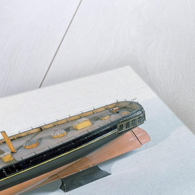 'Tartarus', port broadside by unknown