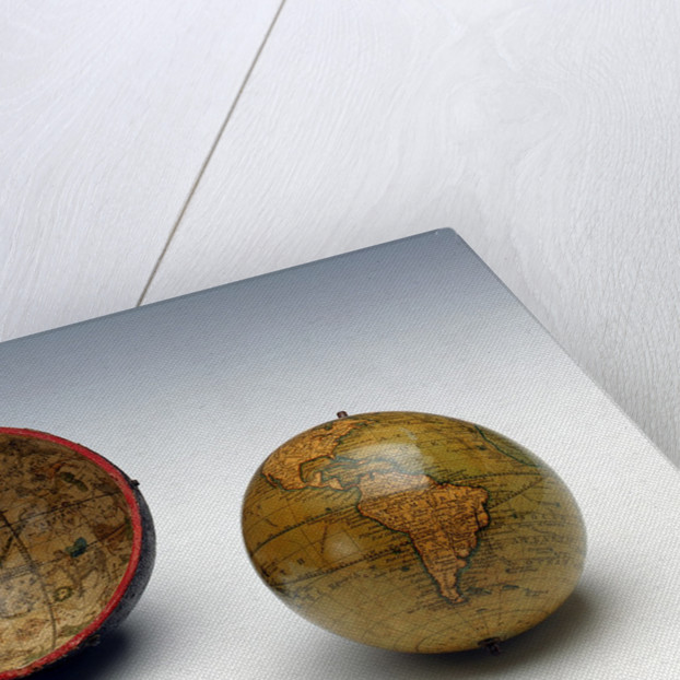 Sphere and case by Charles Smith & Son