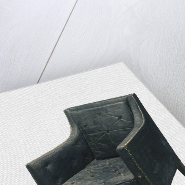 Nelson's cabin armchair by unknown