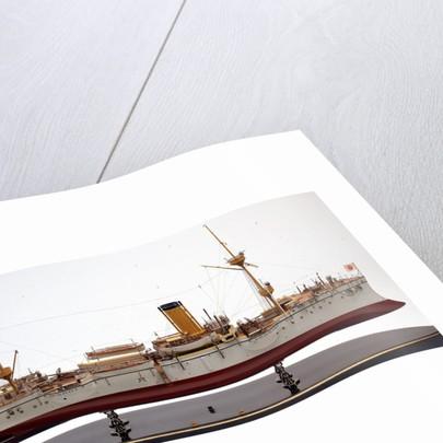 'Takao', port broadside by unknown