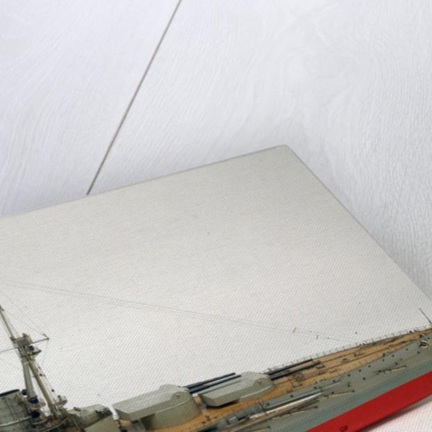 'Baden', starboard broadside by unknown