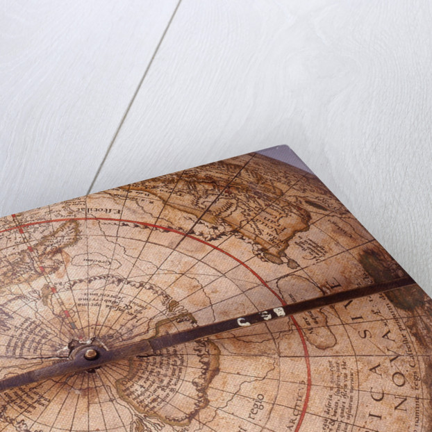 North Pole by Jacob Floris van Langren