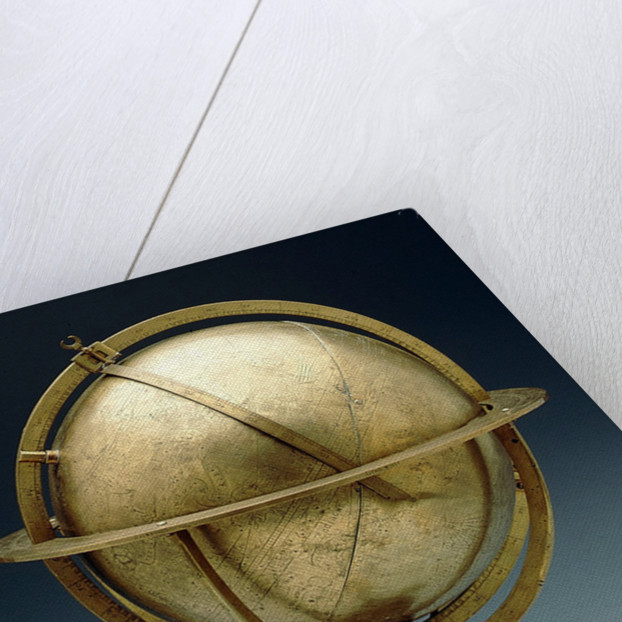 Sphere and stand by Carolus Platus
