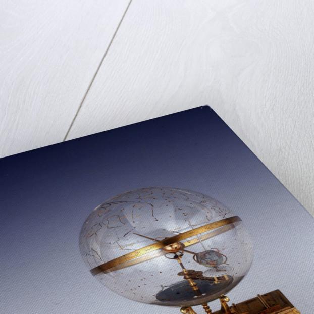 Planetarium by unknown