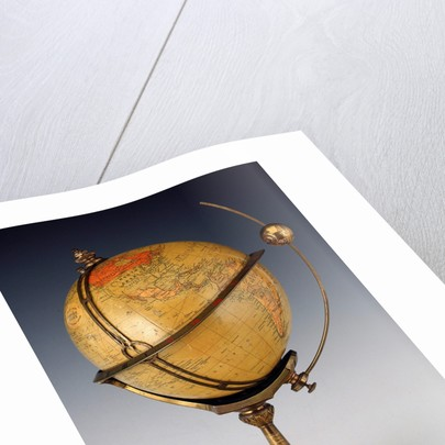 Sphere and stand by Richard
