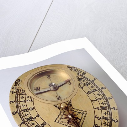 Butterfield dial by Admiralty Research Establishment