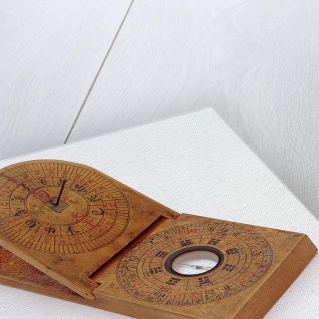 Inclining dial by Fang Xiu-Shui