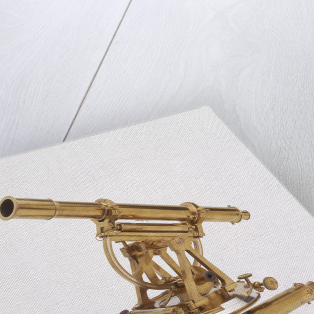 A-frame telescopic theodolite by Dollond