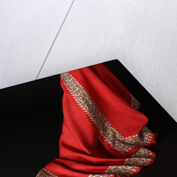 Sailor's neckerchief by unknown