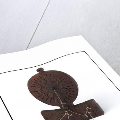 Traverse board, northern European, around 1800 by unknown