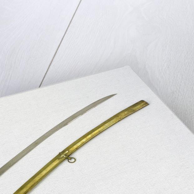 Sword, mameluke hilt by Webb & Son