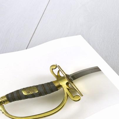Small-sword of Civil Branch, Royal Navy (Purser) by John Salter