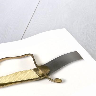 Light Cavalry-type sword by Tatham