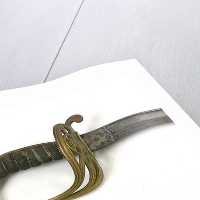 Royal Marines sword by Weyersburg
