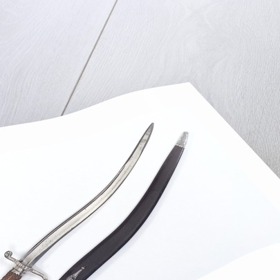 Hunting sword by Thomas Vicaridge