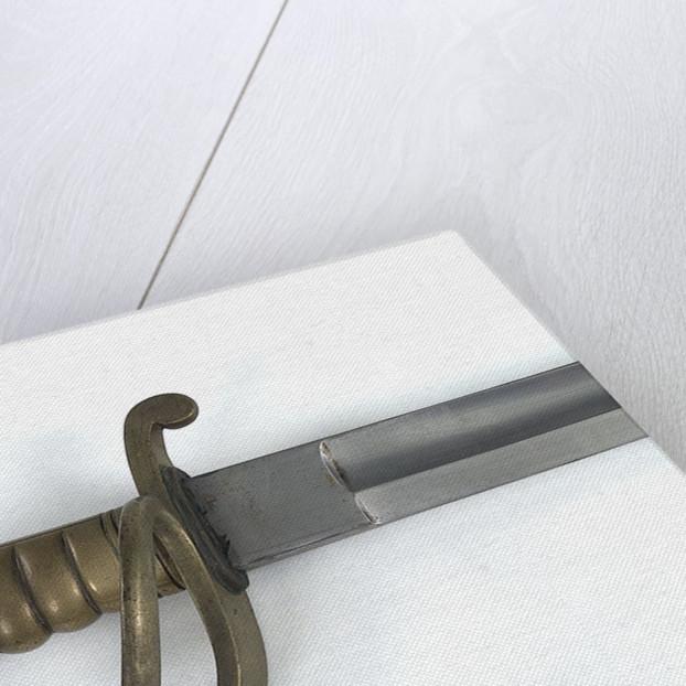 Metropolitan Police sword by unknown
