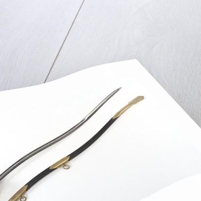 Peruvian sword by J. Starkey