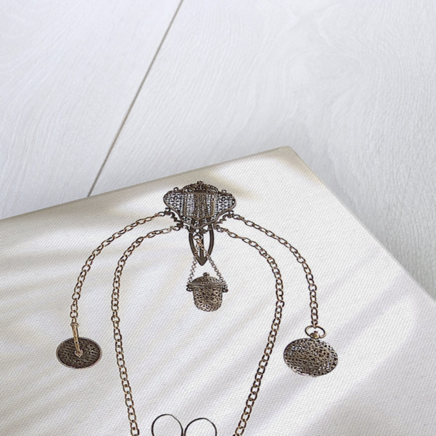 Chatelaine by unknown