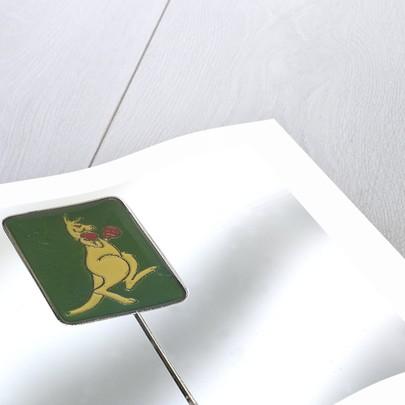 Lapel pin by Swann & Hudson