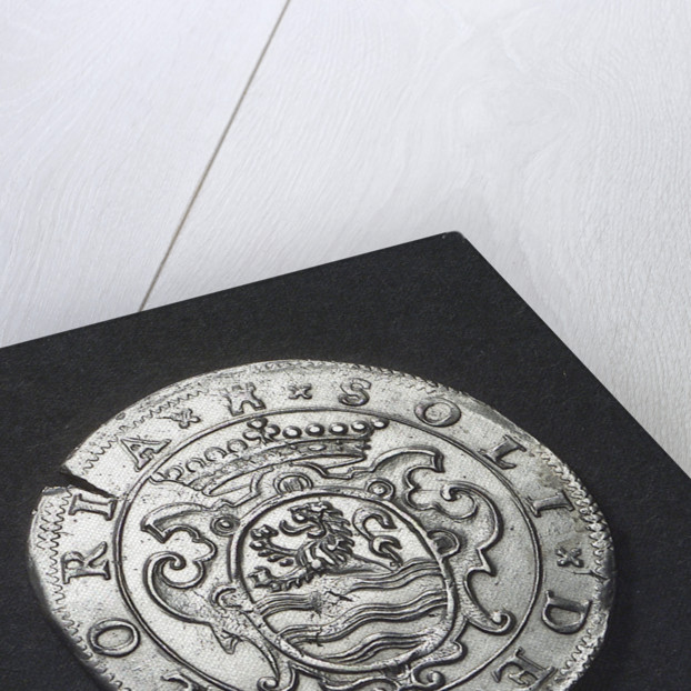 Counter commemorating the defeat of the Spanish Armada, 1588; reverse by unknown