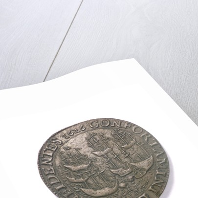 Counter commemorating Dutch losses, 1626; reverse by unknown