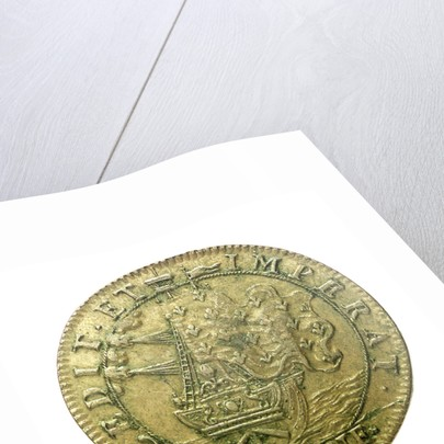 Counter commemorating Admiral César, Duc de Vendôme (1594-1665) and the defeat of the Spanish fleet, 1656 by unknown
