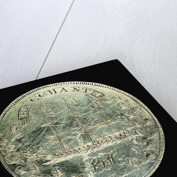 Medal commemorating the bombardment of Cattaro, 1814; reverse by unknown