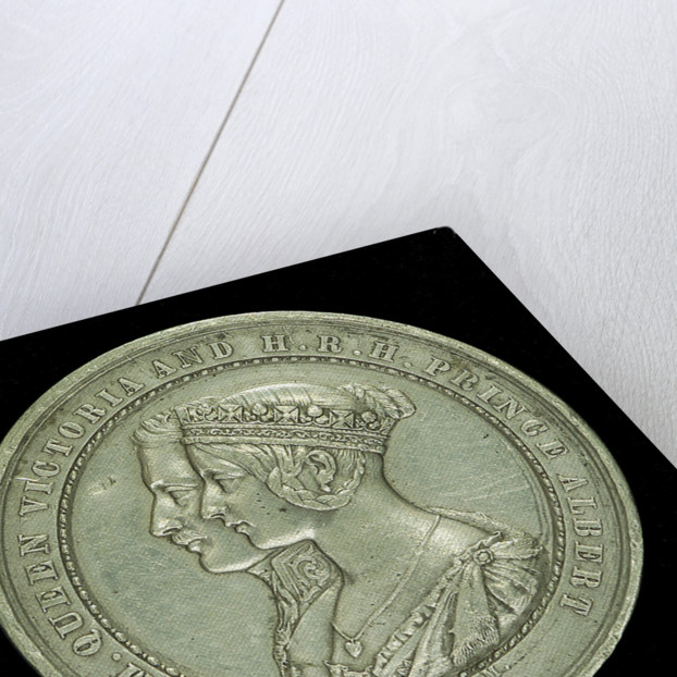 Medal commemorating the SS 'Leviathan'; obverse by Allen & Moore
