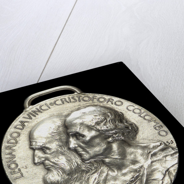 Medal commemorating the 10th International Navigation Congress, 1905; obverse by Stefano Johnson