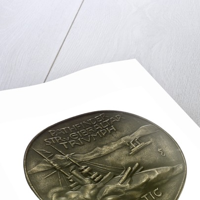 Medal commemorating Lieutenant Otto Hersing and the sinking of 'Pathfinder', 'Triumph' and 'Majestic' by 'U21', 1915; reverse by unknown
