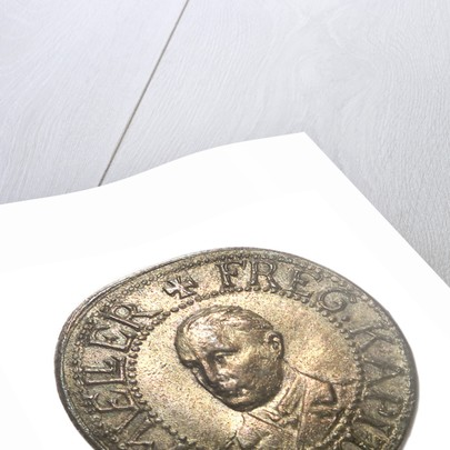 Medal commemorating Captain Karl von MÔòá_ller (1873-1923) and the cruiser 'Emden' by unknown