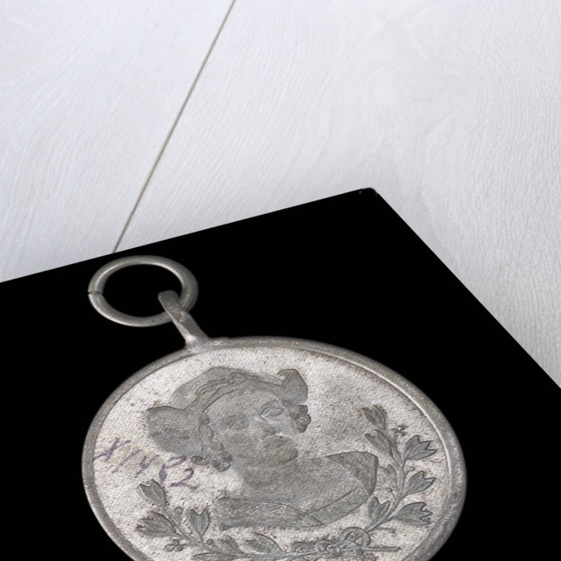 Medal commemorating the 400th anniversary of the discovery of America, 1892 by unknown